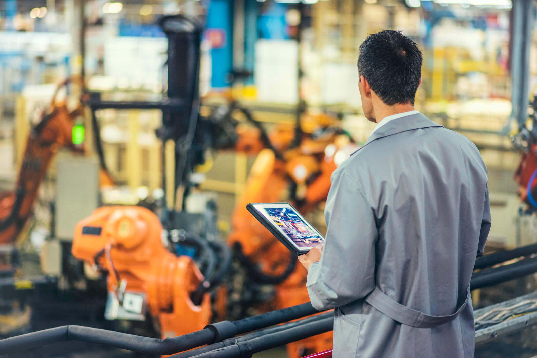 Resultado de imagem para Indústria  ferramenta ERP para gerenciar a produção