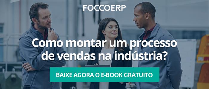 E-book - Como montar um processo de vendas na indústria - Clique para baixar