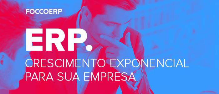E-book - ERP: Crescimento exponencial para sua empresa - Baixe grátis